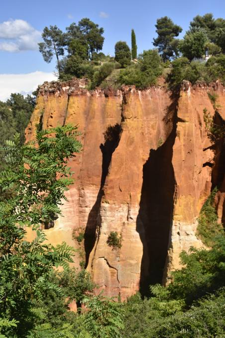 Roussillon - Ocre